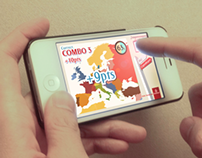 Emirates 'EuroPin' App Game