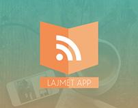 Lajmet App