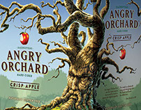 Angry Orchard Brand Launch and Packaging