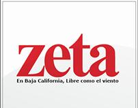 Portadas ZETA
