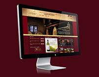 Vang Dalat - Web Redesign