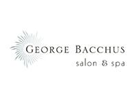 George Bacchus Salon & Spa   Identity Design