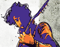 FedEx Music UnderGround Music Series site