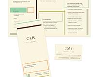 CMS Technologies | Identity Design