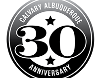 Calvary Albuquerque 30th Year Anniversary