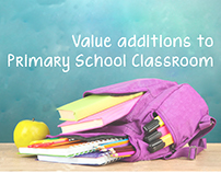 Value additions to Primary School Classroom