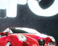 Alfa Romeo MiTo - visuals