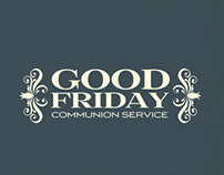 Good Friday 2011 Branding