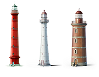 Estonian Historic Lighthouses