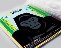 Nat Geo Wild Illustrations
