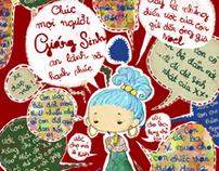 Illustration - Greeting Card