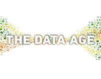 The Data Age branding
