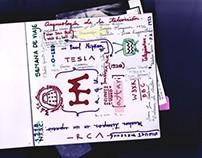 Sketchbooks / Cuadernos