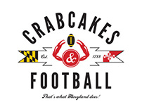 Crabcakes & Football