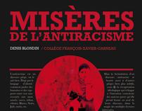 EDITION / Misères de l'antiracisme