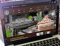Starbucks / Redesign