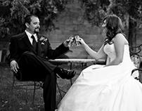Jeff & Steph wedding photography