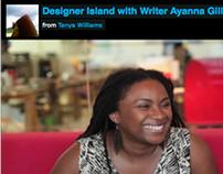 "Designer Island- ""The Caribbean Aesthetic"""