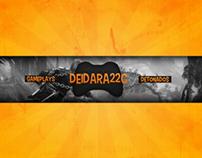Youtube Background of Deidara22c