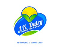 Re-Branding / Umang Dairy Private Limited