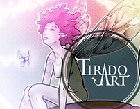 tiradoart.com homepage