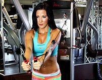 Kandace Byrns Fitness Shoot