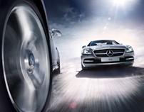 Mercedes-Benz - SLK