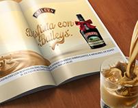 Baileys Tipográfia crema