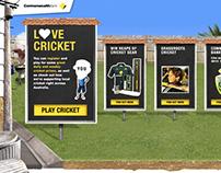 CBA - Love Cricket