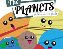 The Planets - An Interactive Guide