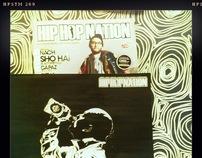 Hip-Hop Nation Magazine Illustrations (poster)