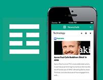 Newschalk Mobile App
