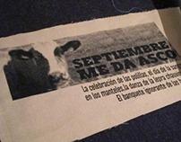 Serigrafía septiembre 2013