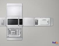FedEx - CAMPAIGN (2011)