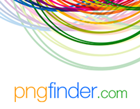 PNGFinder.com Visual Design