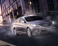 Creative Retouch - Hyundai i45