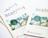 Save the Children - Newsletter