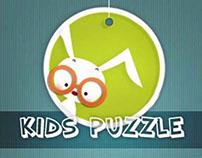 Children Mobile App Interface Design