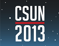 CSUN 2013 Commencement Collateral