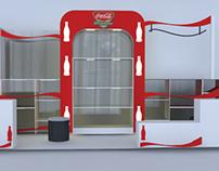 Coca Cola Dükkanı