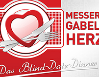 Messer, Gabel, Herz - Das Blind-Date-Dinner
