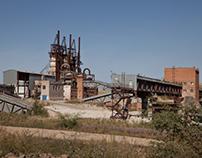 Uranium town