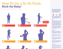 How To: Do a Yo-yo Trick