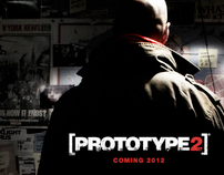 Prototype 2 - Interface