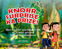 Knorr Surprise