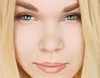 Portrait of Aliisa