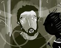 Giasemi storyboard