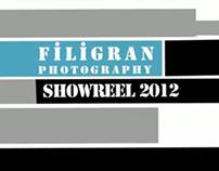 Filigran Photography Show Reel 2012