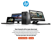 HP Lead Generation