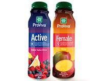 ProViva Packaging Design [2008]